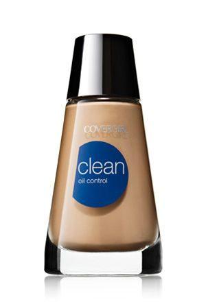 Clean Matte Oil-Control Liquid Foundation