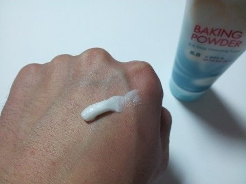 Baking Powder Cleansing Foam