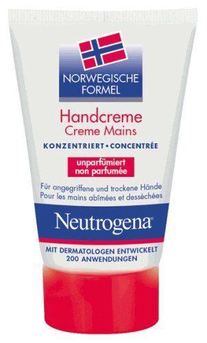Norwegian Formula Hand Cream Unscented