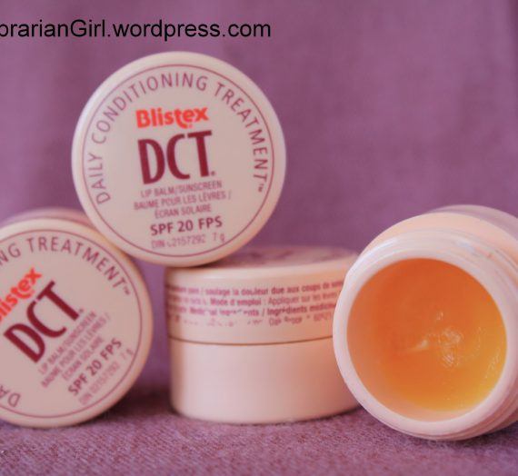 DCT for lips – Daily Conditioning Treatment SPF 20