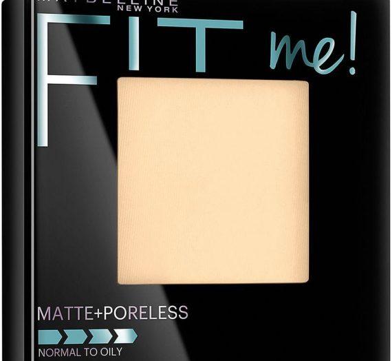 FIT Me Matte + Poreless Powder – Normal to Oily