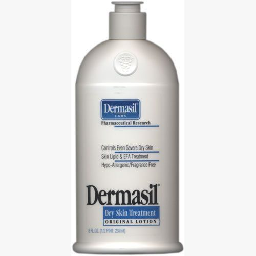 Dermasil Labs Dry Skin Treatment – Original Lotion