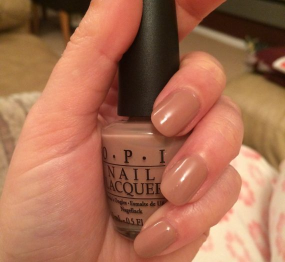 Nail Lacquer – Tickle My France-y