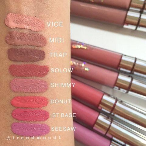 Ultra Matte Liquid Lipstick (All Colors)