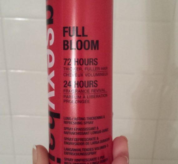 Big Sexy Hair FULL BLOOM Thickening and Refreshing Spray