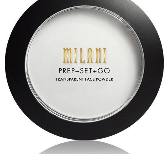 Prep + Set + Go Transparent Face Powder