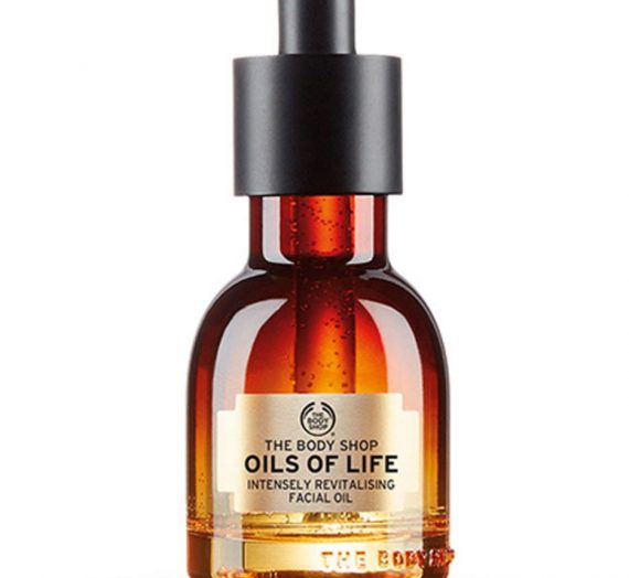 Oils of Life Intensely Revitalizing Facial Oil