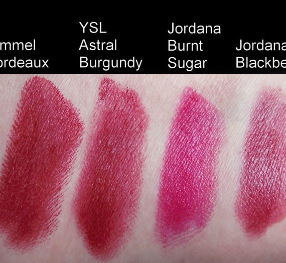 Lasting Finish Lipstick – Bordeaux