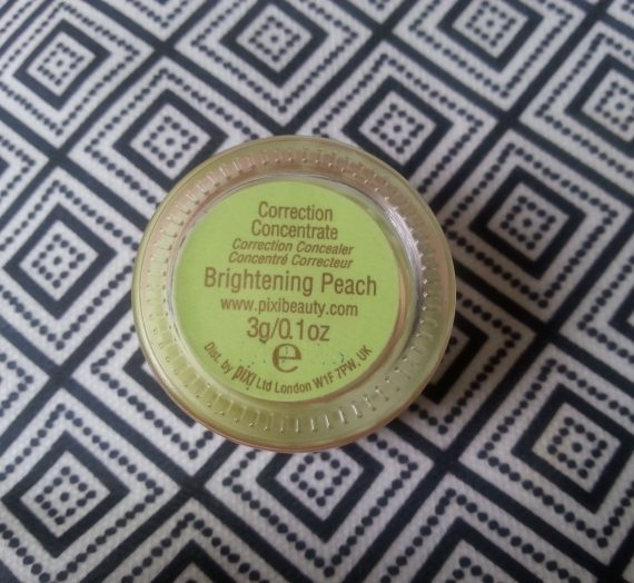 Correction Concentrate – Brightening Peach