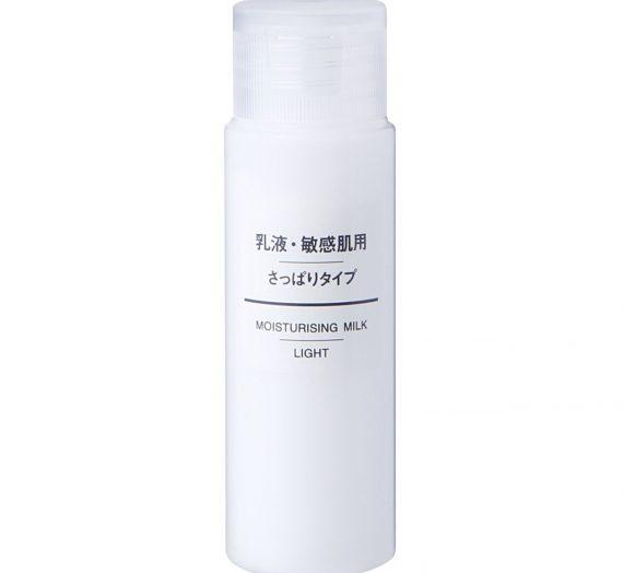 Moisturising Milk for Sensitive Skin – Light