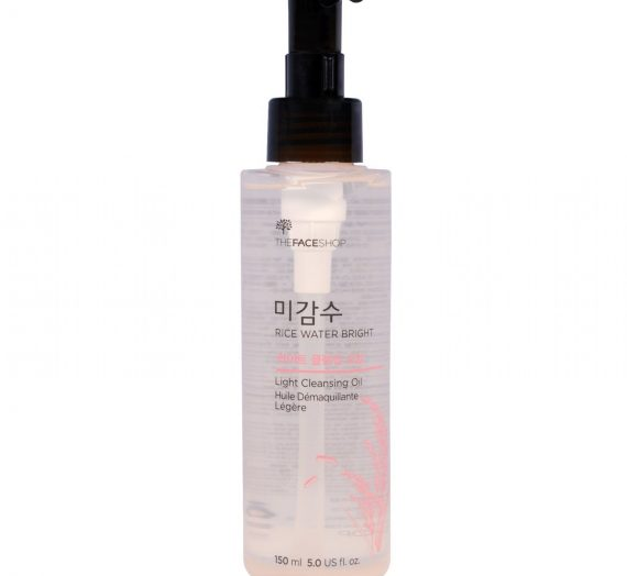Rice Water Bright Cleansing Light Oil