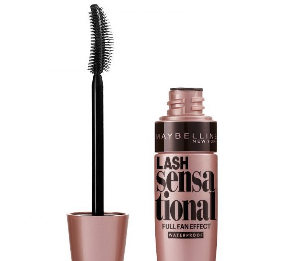 Lash Sensational Waterproof Mascara