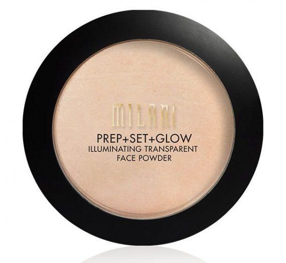 Prep + Set + Glow Illuminating Transparent Face Powder