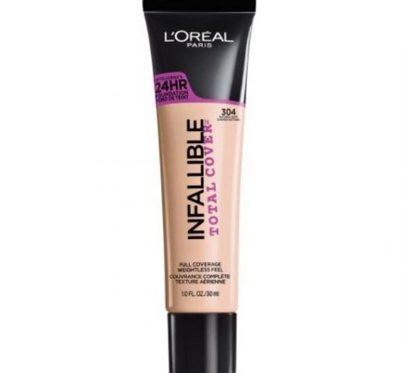 Infallible Total Cover Foundation
