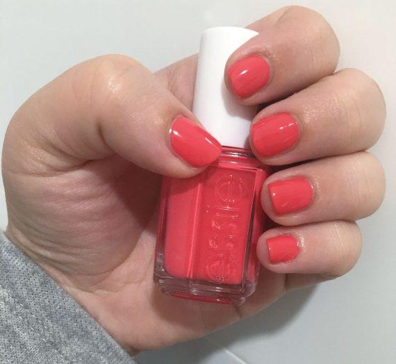 Nail Polish – Peach Daiquiri