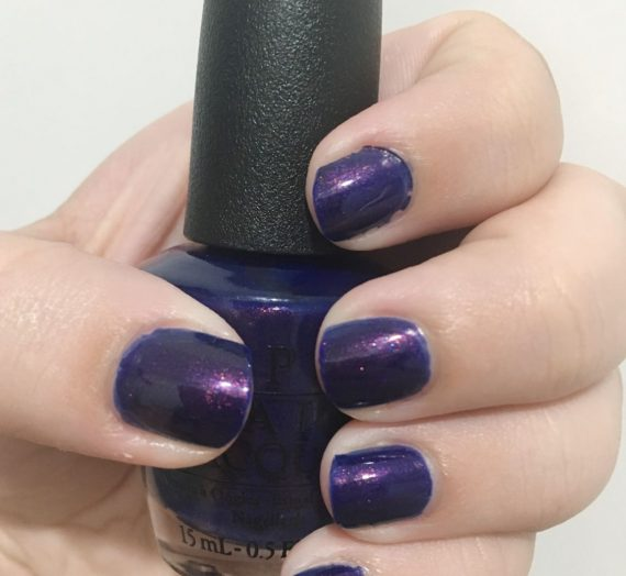 Nail Lacquer – Turn On The Northern Lights