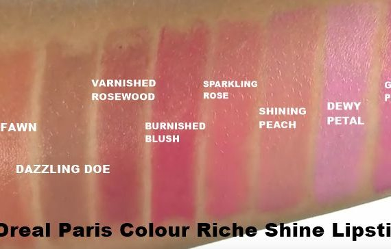 Colour Riche Shine Lipstick