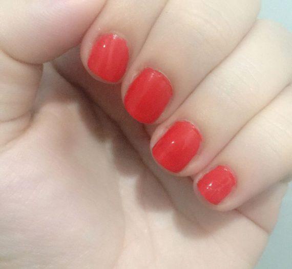 Nail Polish – Too Too Hot