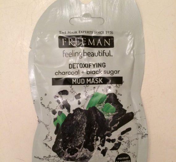 Feeling Beautiful Detoxifying Charcoal & Black Sugar Mud Mask