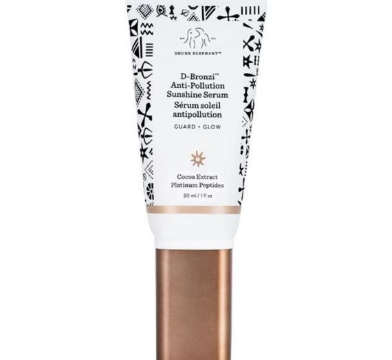 D Bronzi Anti-Pollution Sunshine Serum
