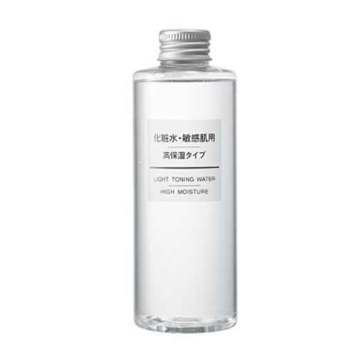 Light Toning Water for Sensitive Skin – High Moisture