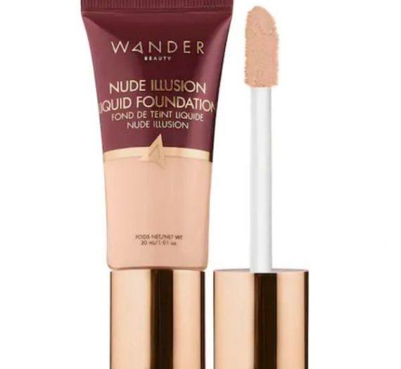 Nude Illusion Liquid Foundation