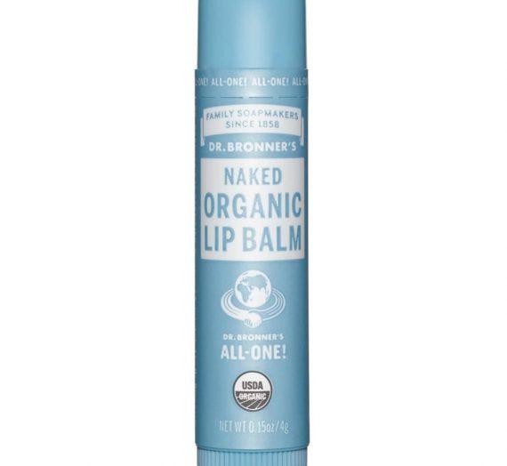 Organic Lip Balm – Naked