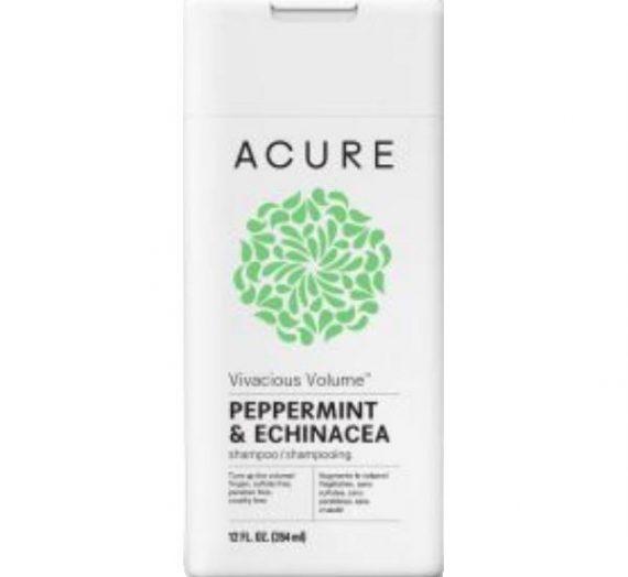 Vivacious Volume Shampoo with Peppermint+ Echinacea