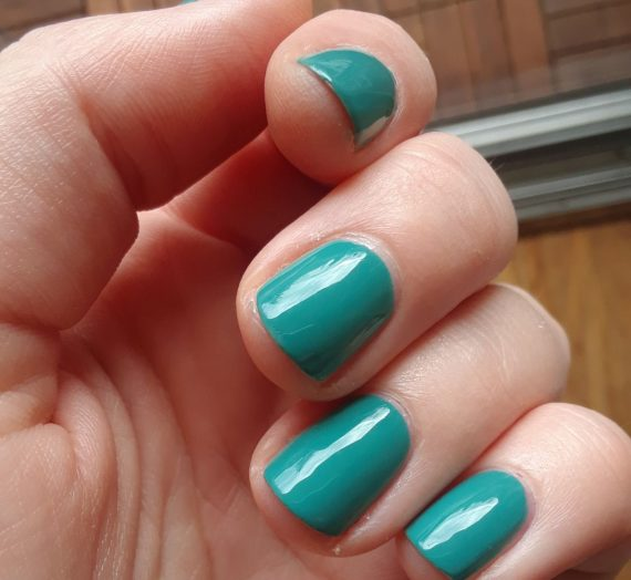 Nail Lacquer – I'm on a Sushi Roll