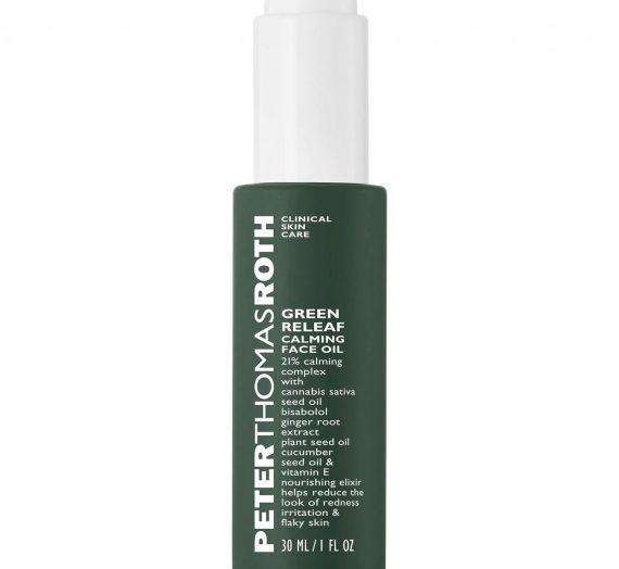 Green Releaf Calming Face Oil