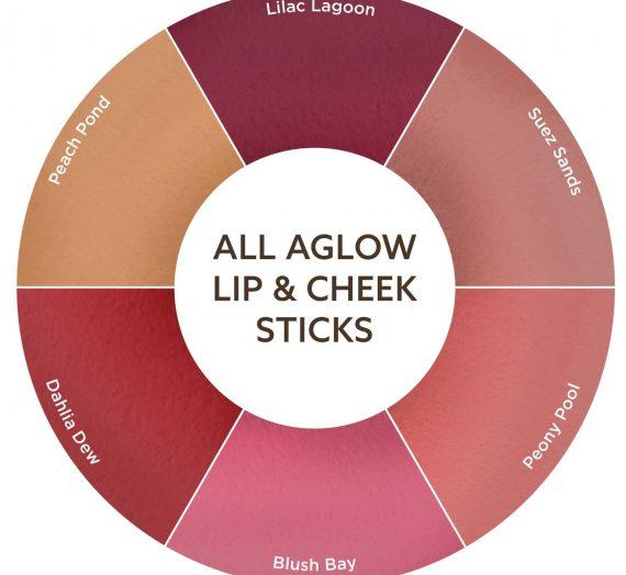All Aglow Lip & Cheek Stick
