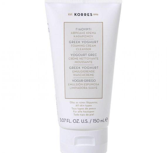 Greek Yoghurt Foaming Cleanser – All Skin Types