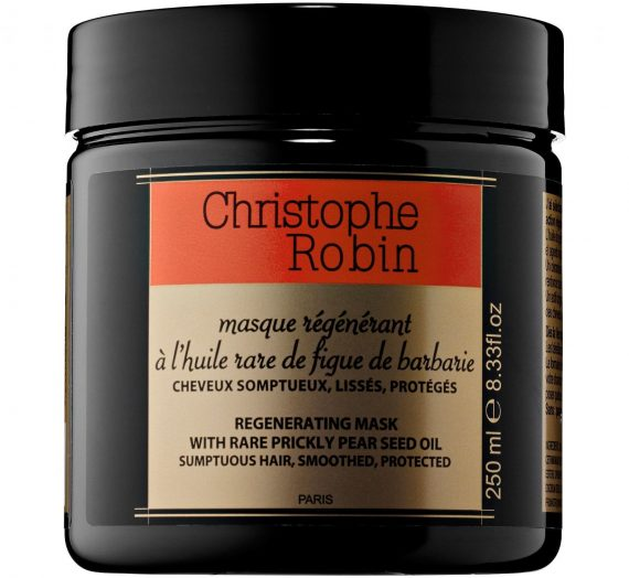 Christophe Robin Regenerating Mask with Rare Prickly Pear Seed Oil