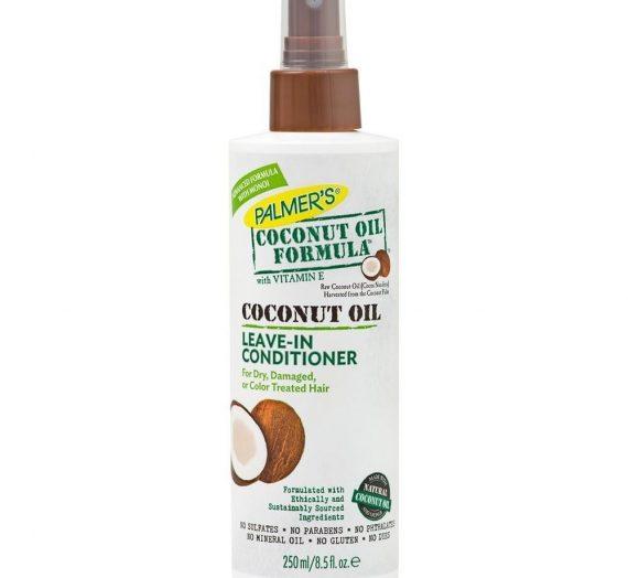 Coconut Oil Spray Leave-In Conditioner