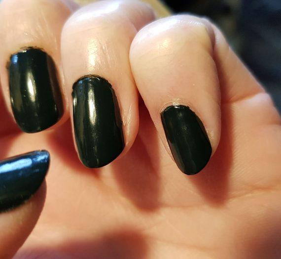 Nail Lacquer – Here Today … Aragon Tomorrow