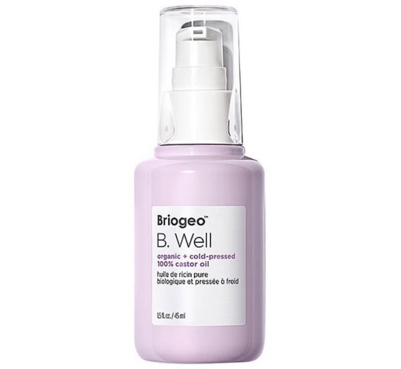 B.Well Organic + Cold Pressed 100% Castor Oil
