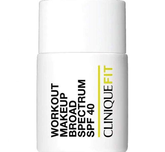 CliniqueFIT™ Workout Makeup Broad Spectrum SPF 40
