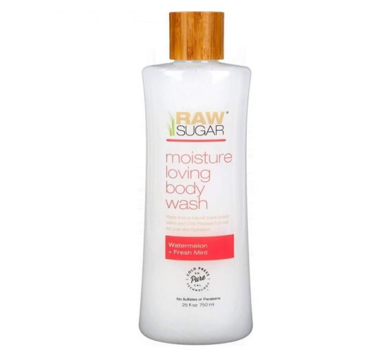 Raw Sugar – Moisture Loving Body Wash