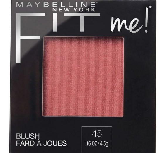 Fit Me Blush – Plum