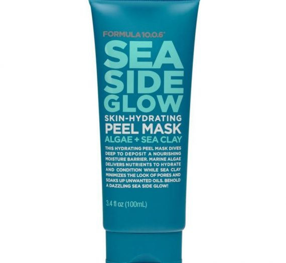 Sea Side Glow Algae + Sea Clay Skin-Hydrating Peel Mask