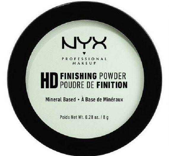 HD Finishing Powder – Mint Green