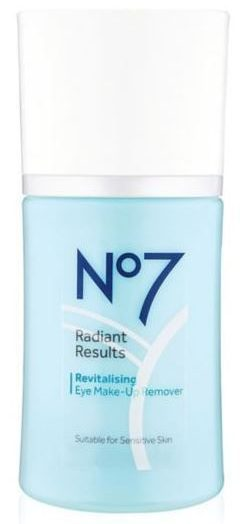 No7 Radiant Results Revitalising Eye Make-Up Remover