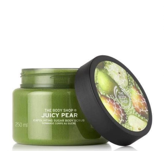 Juicy Pear Body Scrub