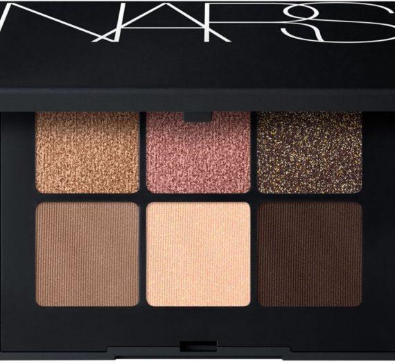 Voyageur Eyeshadow Palette – Suede