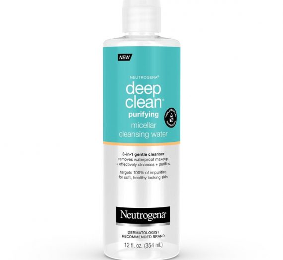 Deep Clean Purifying Micellar Cleansing Water