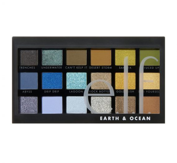 Earth & Ocean Eyeshadow Palette