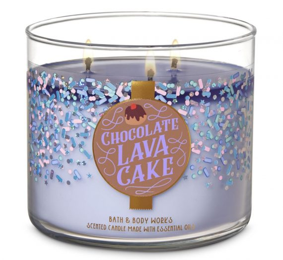 Chocolate Lava Cake 3-Wick Candle