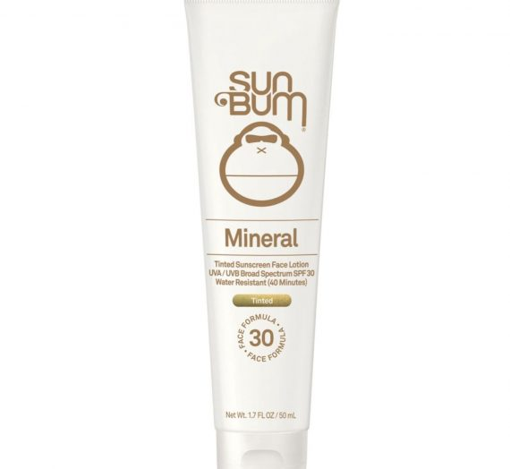 Mineral Tinted Face Sunscreen – SPF 30