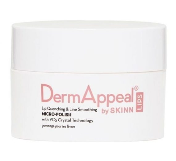 DermAppeal Lips Lip Quenching & Line Smoothing Micro-Polish