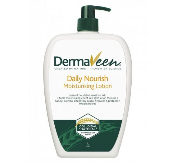 Daily Nourish Moisturizing Lotion